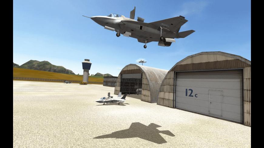 F18 Carrier Landing for Mac - review, screenshots