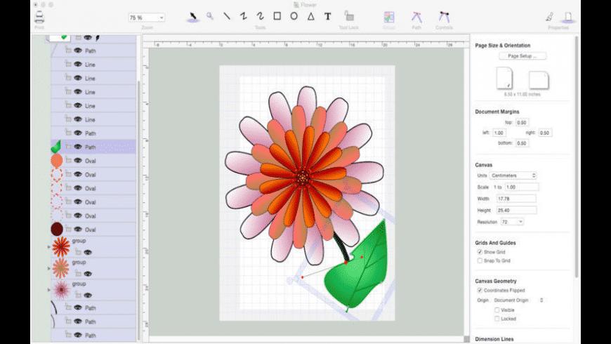 DoodleCAD for Mac - review, screenshots