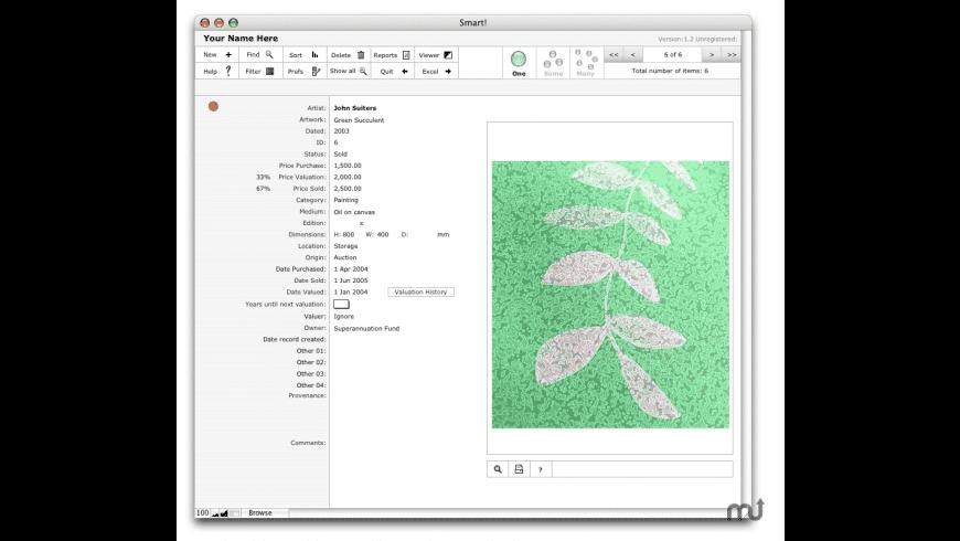 Smart! for Mac - review, screenshots