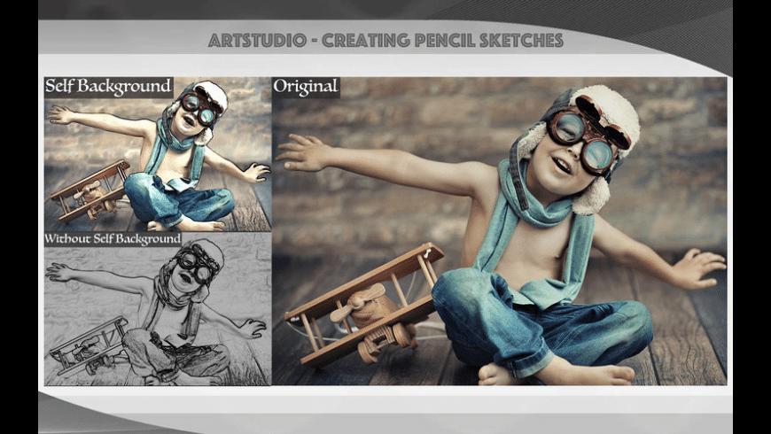 ArtStudio for Mac - review, screenshots