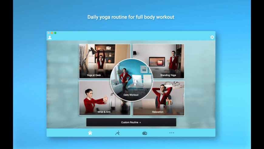 Office Yoga for Mac - review, screenshots