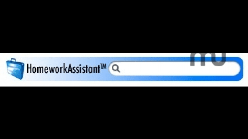 Homework Assistant Widget for Mac - review, screenshots