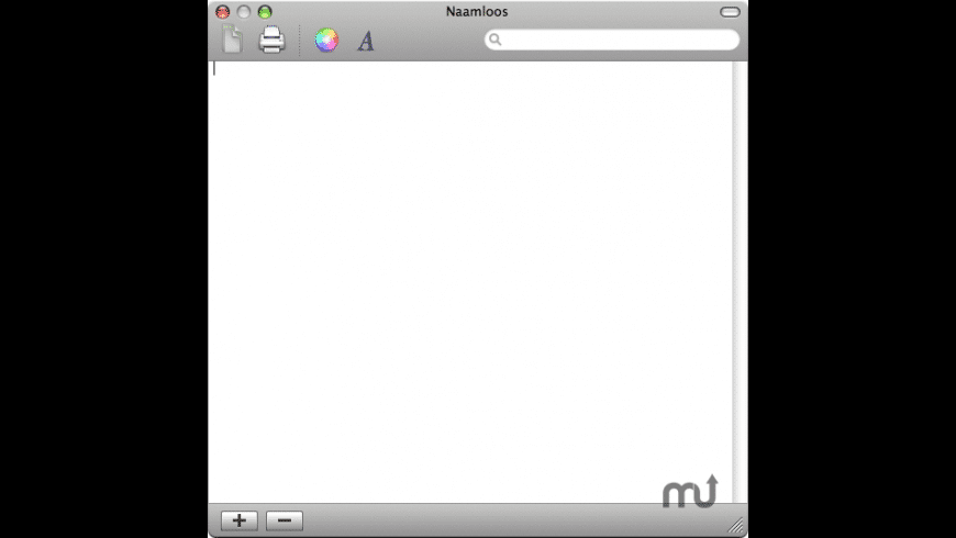 Mac OS X News WordPad for Mac - review, screenshots