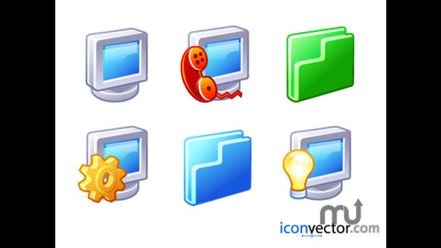 Solid Vector Icons for Mac - review, screenshots