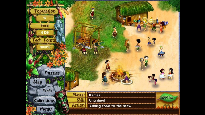 Virtual Villagers: The Lost Children for Mac - review, screenshots