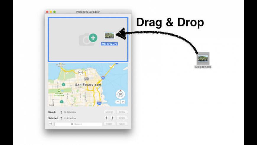 GPSModifier for Mac - review, screenshots