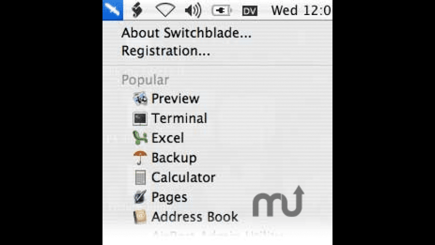 Switchblade for Mac - review, screenshots