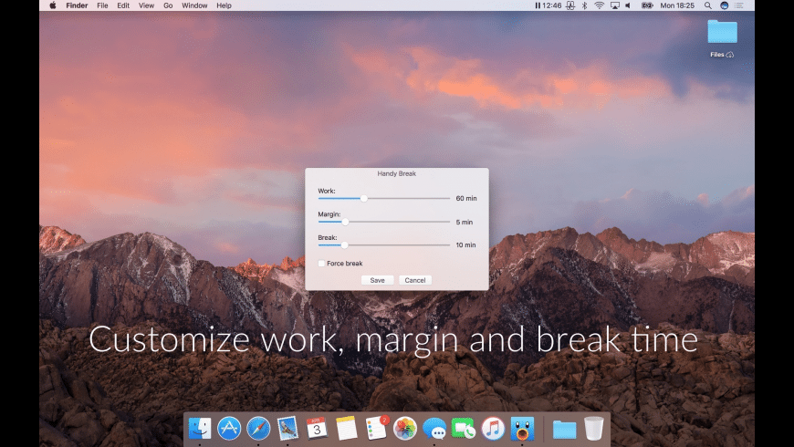 Handy Break for Mac - review, screenshots
