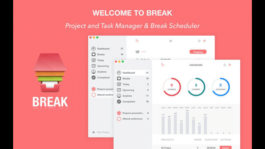 Break for Mac - review, screenshots