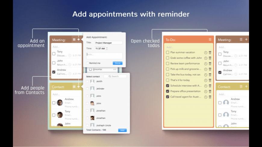 Day Plan for Mac - review, screenshots