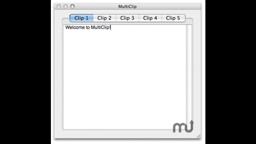 MultiClip for Mac - review, screenshots