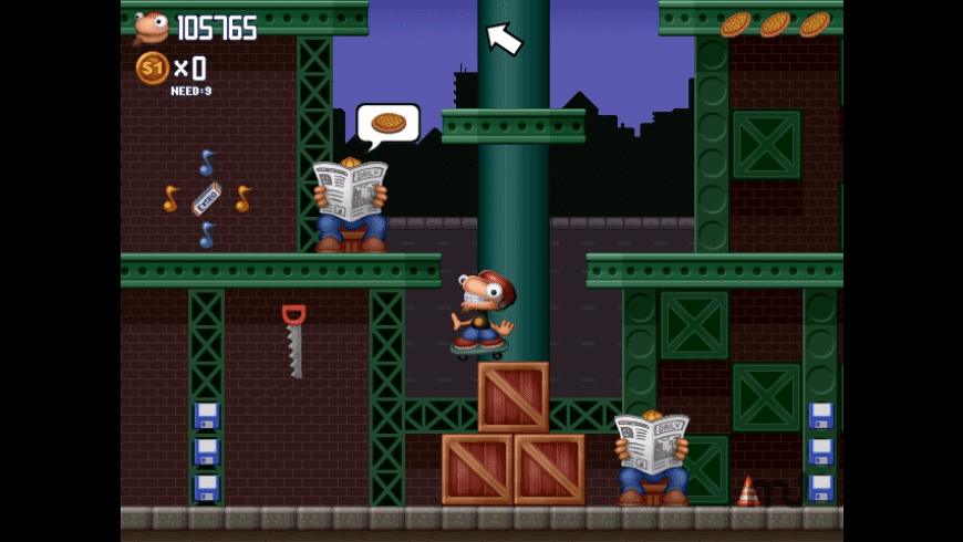 Pizza Panic for Mac - review, screenshots