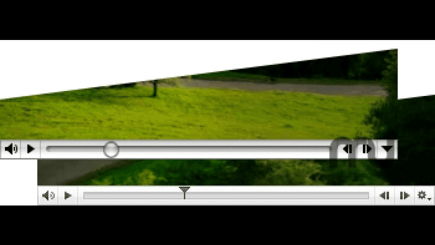 QuickTime Controller Graphics for Mac - review, screenshots