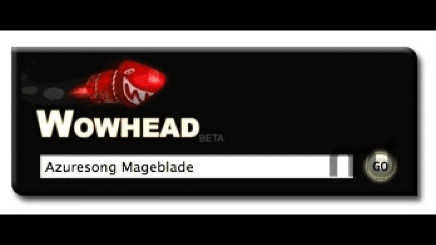 WoWHead Search for Mac - review, screenshots