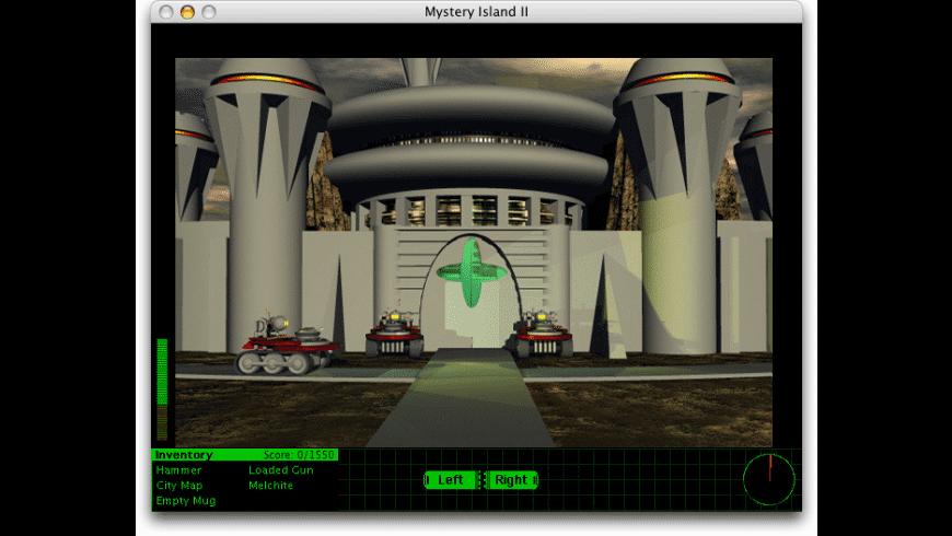Mystery Island II for Mac - review, screenshots