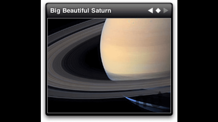 APOD Viewer for Mac - review, screenshots