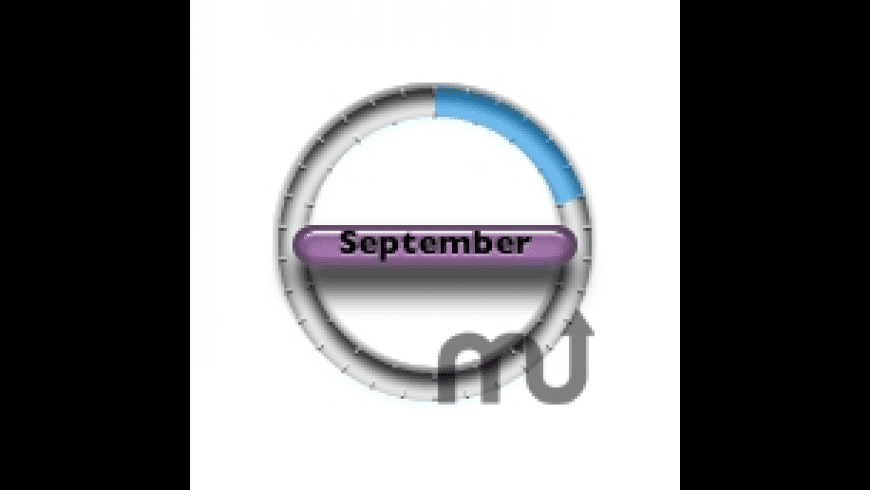 Monthly for Mac - review, screenshots