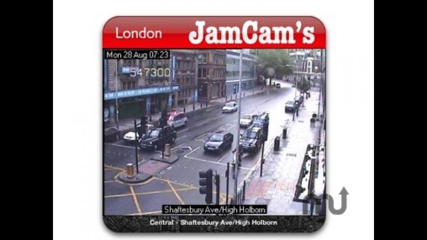 London JamCam's Widget for Mac - review, screenshots