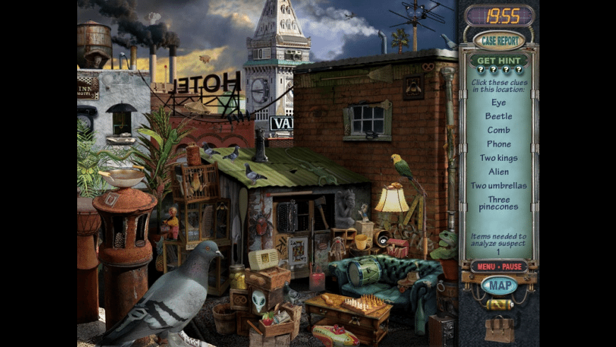 Mystery Case Files: Prime Suspects for Mac - review, screenshots