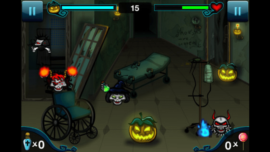 Best Squash Halloween for Mac - review, screenshots