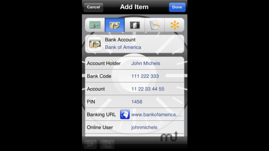 Safe Lite for Mac - review, screenshots
