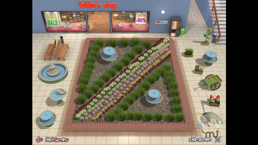 Maggie the Gardener for Mac - review, screenshots