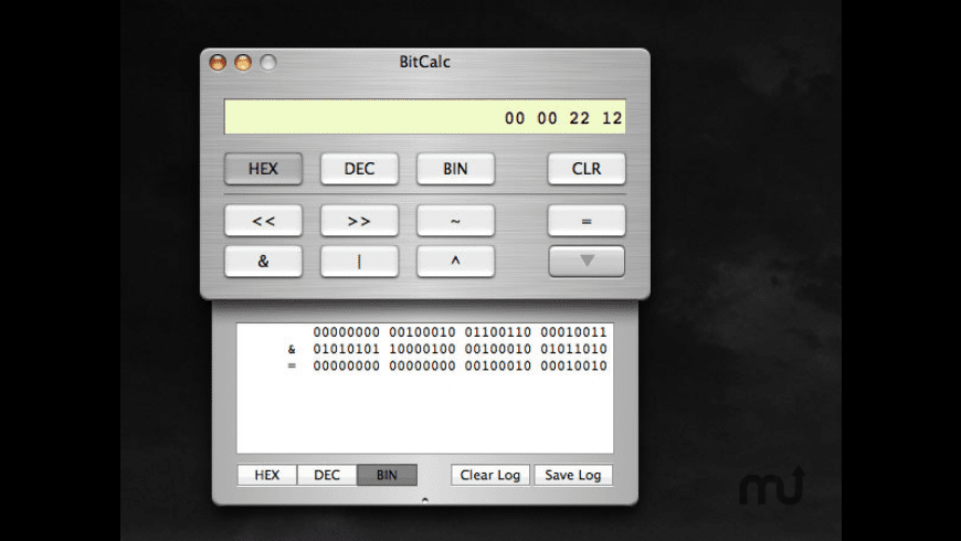 BitCalc for Mac - review, screenshots