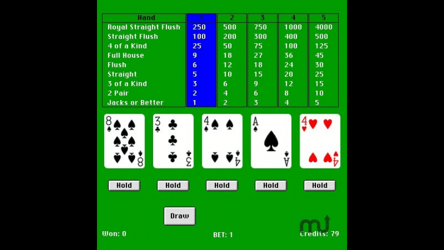 Anubis Casino for Mac - review, screenshots