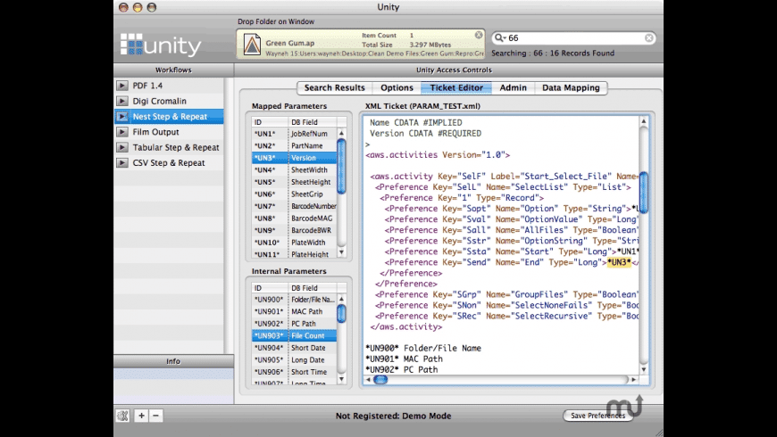 Unity for Mac - review, screenshots