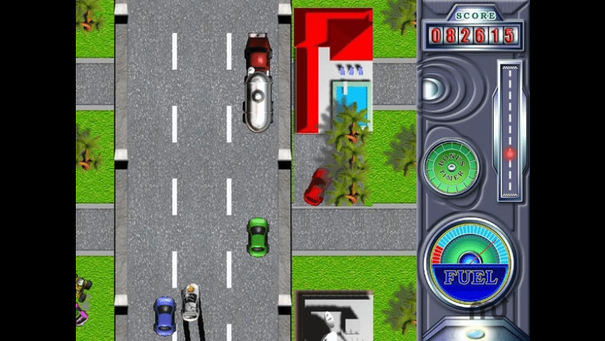 Road Rush for Mac - review, screenshots