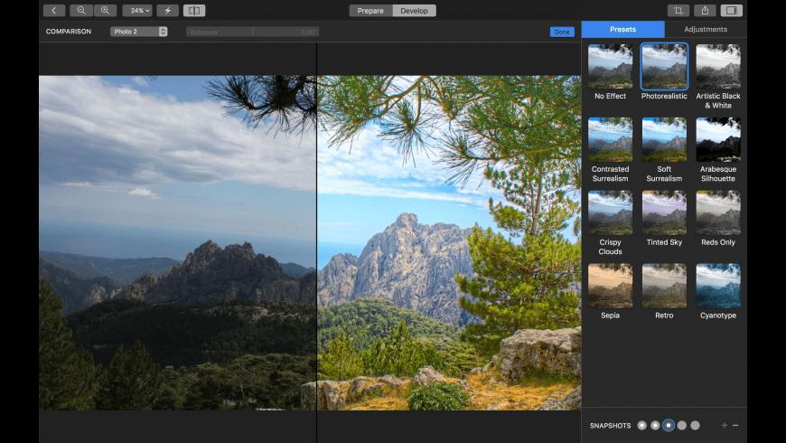 Hydra for Mac - review, screenshots