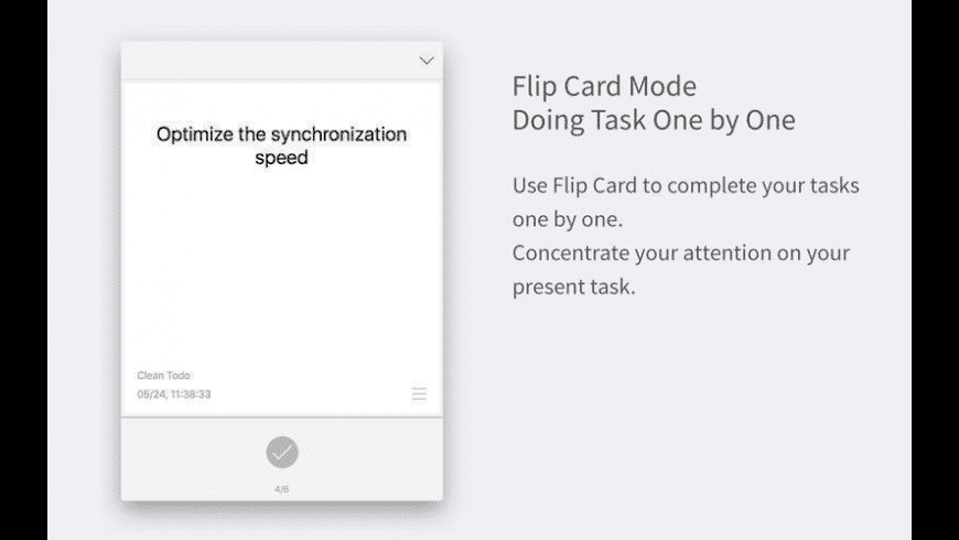 Clean Todo for Mac - review, screenshots