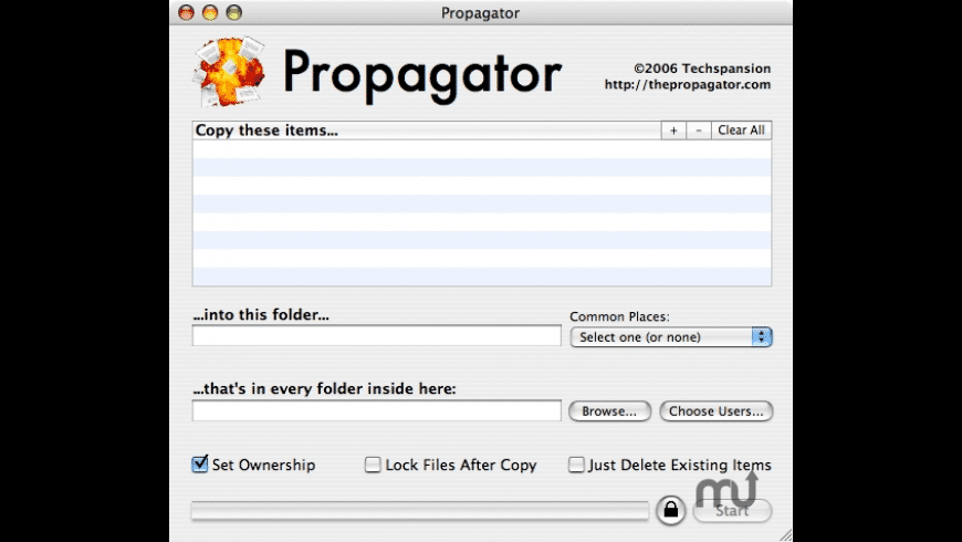 Propagator for Mac - review, screenshots