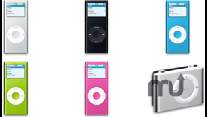 2006 iPods for Mac - review, screenshots