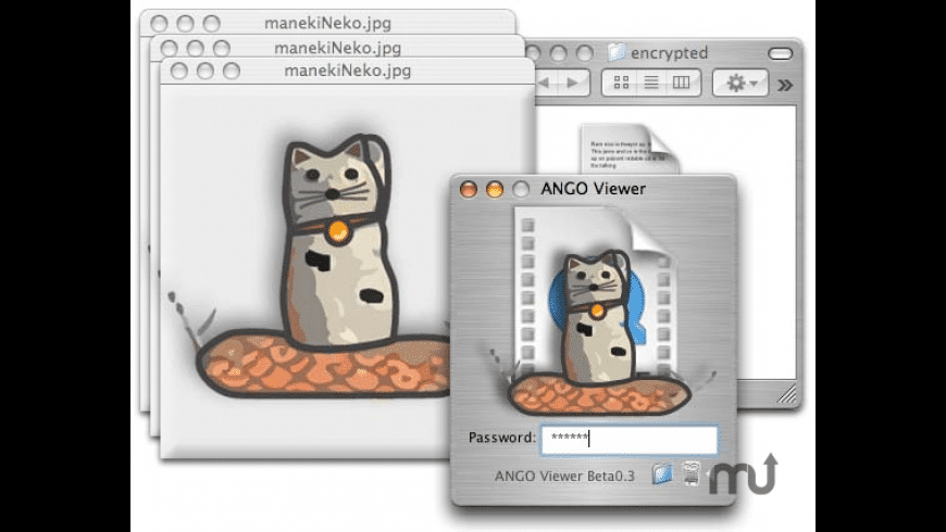ANGO Viewer for Mac - review, screenshots