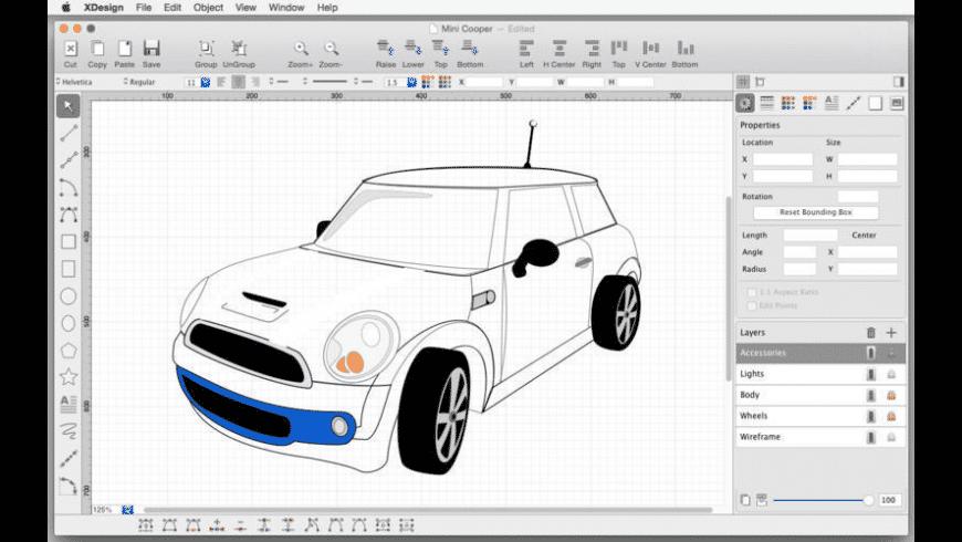 XDesign for Mac - review, screenshots