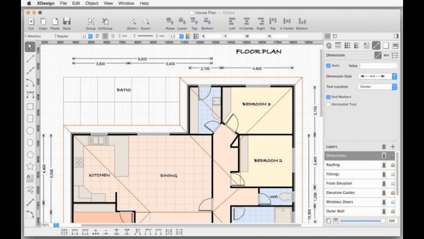 XDesign for Mac - review, screenshots