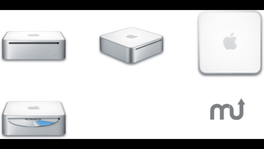 Mac mini Icons for Mac - review, screenshots