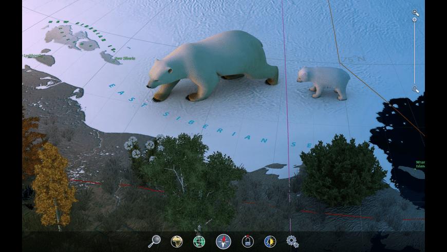 Earth 3D Animal Atlas for Mac - review, screenshots