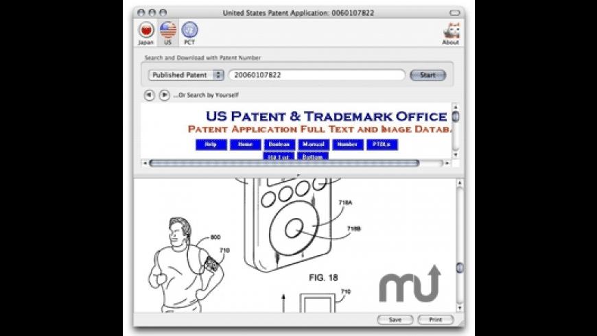 PatentDownloader for Mac - review, screenshots