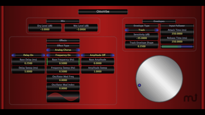 OttoVibe for Mac - review, screenshots