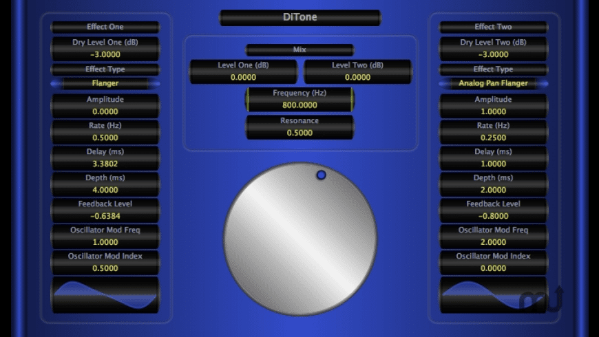 DiTone for Mac - review, screenshots