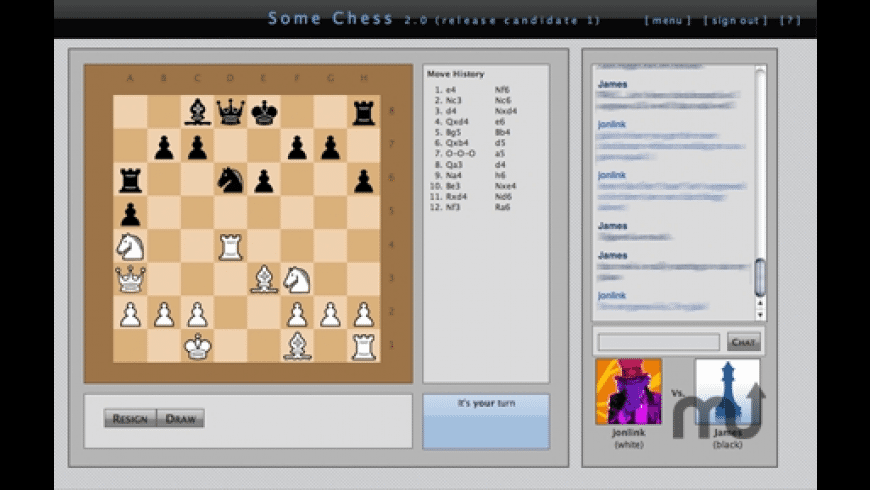 Some Chess for Mac - review, screenshots