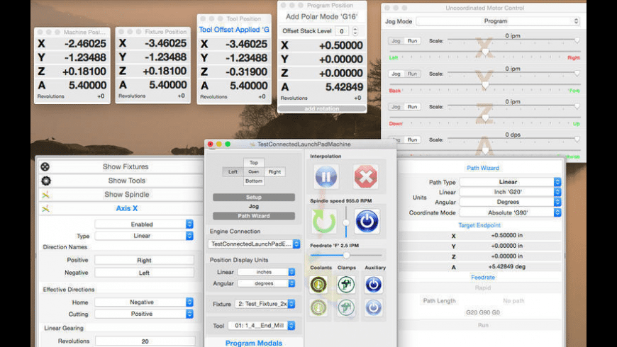 RiceCNC for Mac - review, screenshots