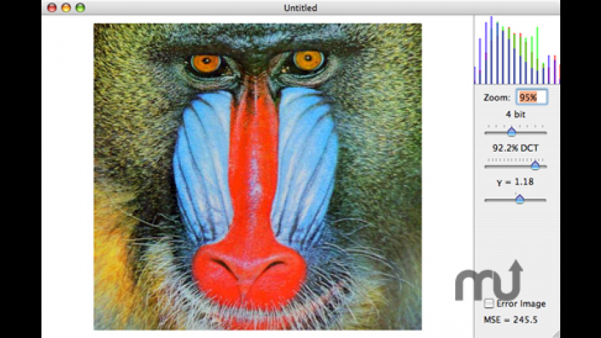 Image Lab for Mac - review, screenshots