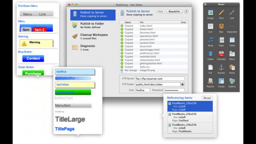 Fluid Blocks for Mac - review, screenshots
