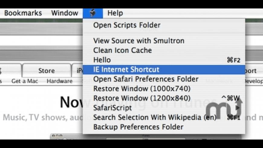 SafariScript for Mac - review, screenshots