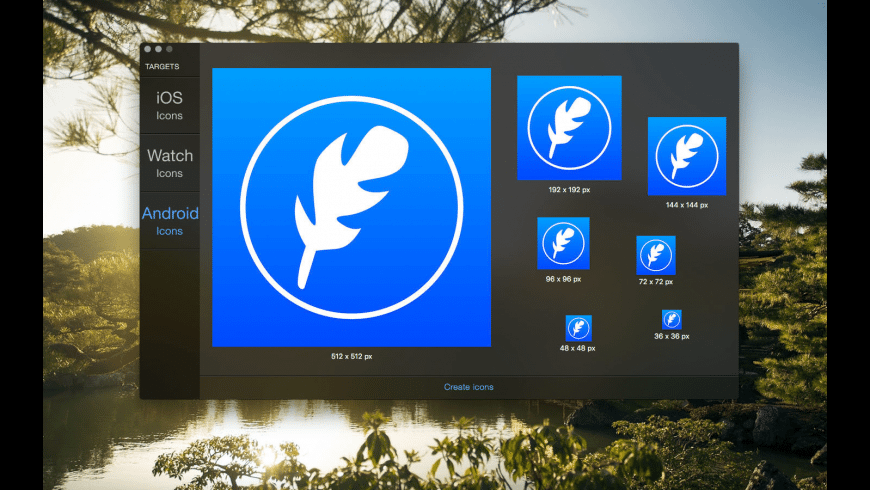 IconFly Mobile for Mac - review, screenshots