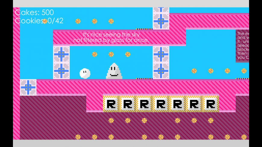Get The Cake! for Mac - review, screenshots