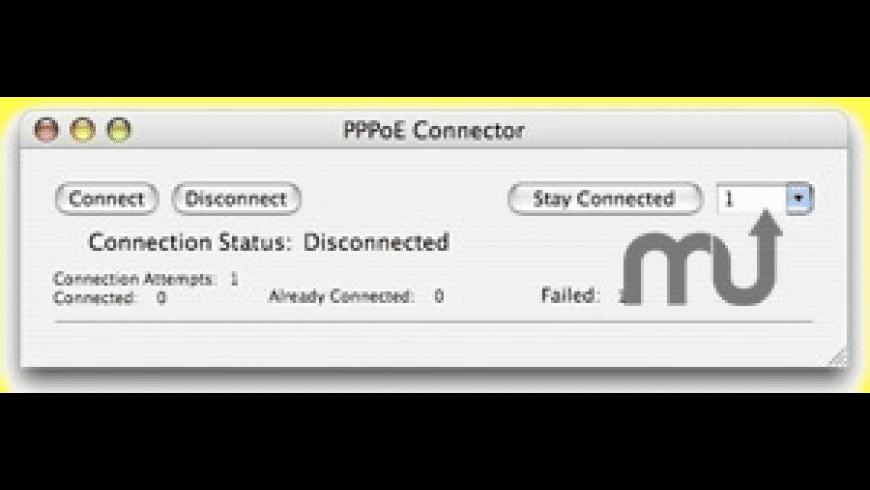 PPPoE Connector for Mac - review, screenshots